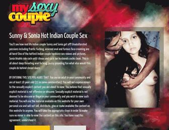 Thumbshot of Mysexycouple.com