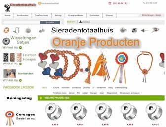 Thumbshot of Sieradentotaalhuis.nl