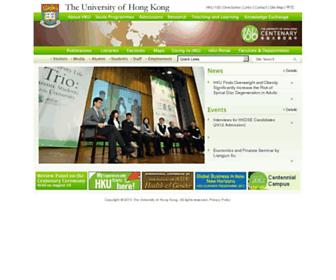 Thumbshot of Hku.hk