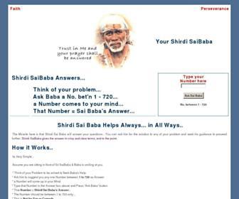 Thumbshot of Yoursaibaba.com