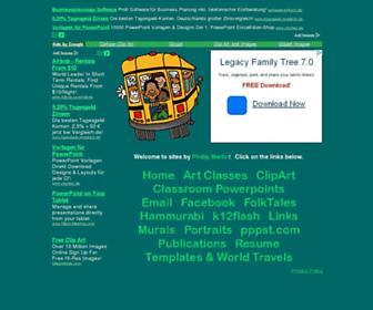Thumbshot of Phillipmartin.info