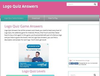 logoquizgame-answers.com screenshot