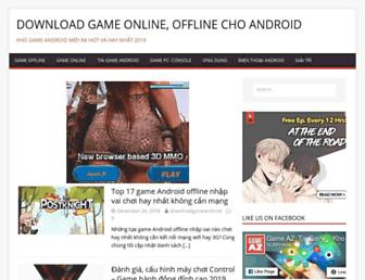 downloadgameandroid.net screenshot