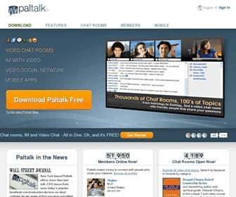 Thumbshot of Paltalk.com