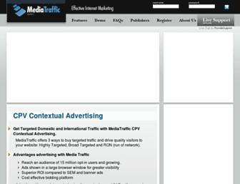 Thumbshot of Mediatraffic.com