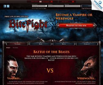 Fullscreen thumbnail of bitefight.org