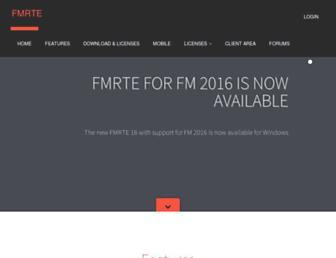 fmrte.com screenshot