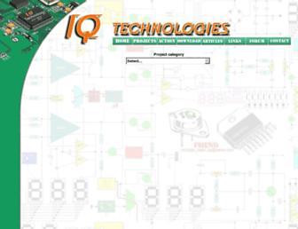iq-technologies.net screenshot