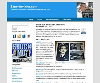 expertaviator.com screenshot