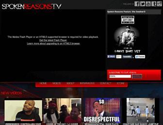 Thumbshot of Spokenreasonstv.com