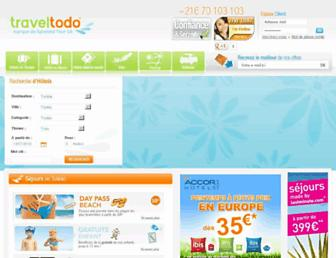 traveltodo.com screenshot