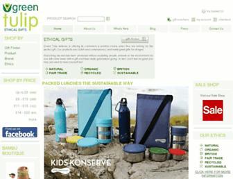Thumbshot of Greentulip.co.uk