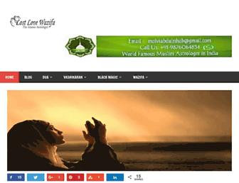 lostlovewazifa.com screenshot