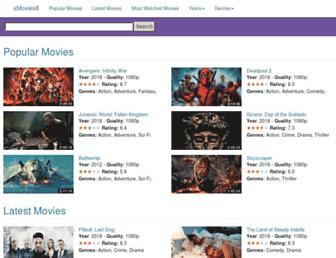 xmovies08.org screenshot