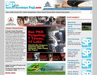 surabayapagi.com screenshot