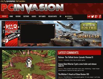 pcinvasion.com screenshot