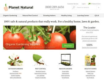 Thumbshot of Planetnatural.com