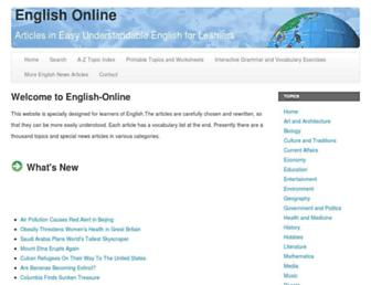 Thumbshot of English-online.at