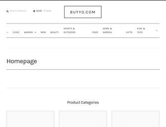 Thumbshot of Buyyo.com