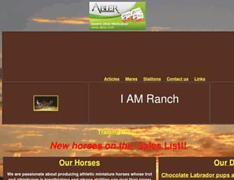 Thumbshot of Iamranch.com