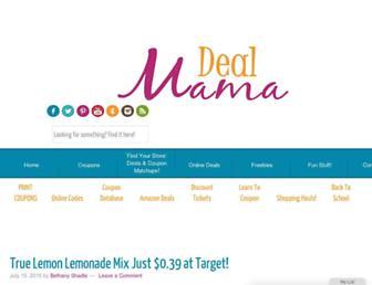 Thumbshot of Dealmama.com