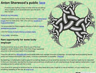 bendwavy.org screenshot