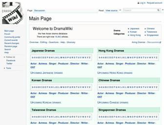 wiki.d-addicts.com screenshot