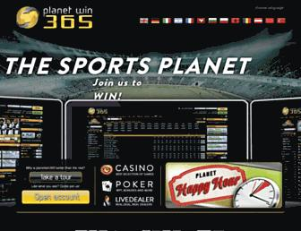 planetwin365.com screenshot