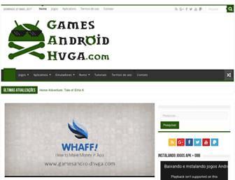 gamesandroidhvga.co screenshot
