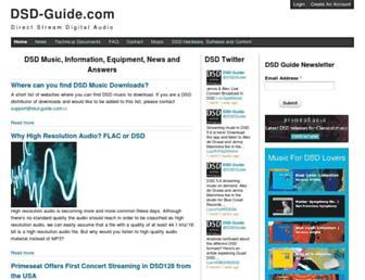 dsd-guide.com screenshot