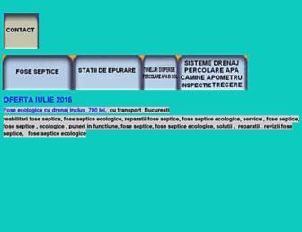 aqua-biotec.ro screenshot
