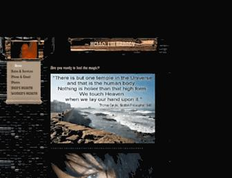 brandysmassage.com screenshot