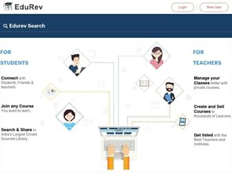 edurev.in screenshot