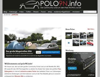 Thumbshot of Polo9n.info