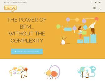 heflo.com screenshot