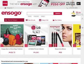 Thumbshot of Ensogo.com.ph