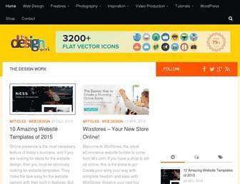 thedesignwork.com screenshot
