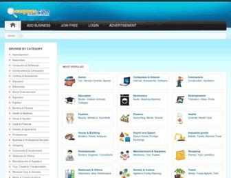 Thumbshot of Aaspaas.com