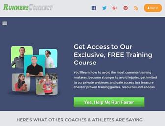 Thumbshot of Runnersconnect.net