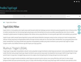 togellegal.com screenshot