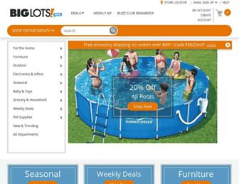 Thumbshot of Biglots.com