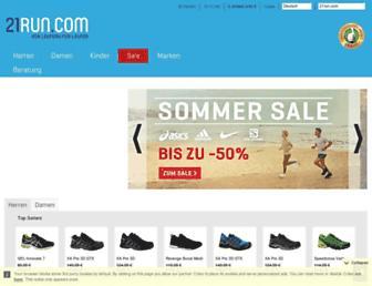 21run.com screenshot