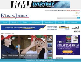 thebusinessjournal.com screenshot