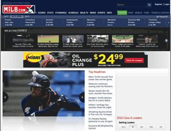 Thumbshot of Milb.com