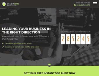 straightnorth.com screenshot