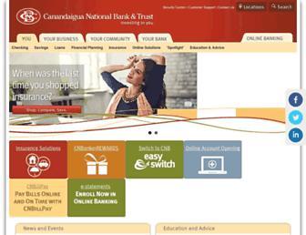 cnbank.com screenshot