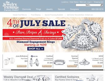 Thumbshot of Jewelryexchange.com