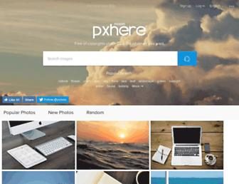 pxhere.com screenshot