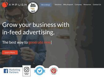 Thumbshot of Ampush.com