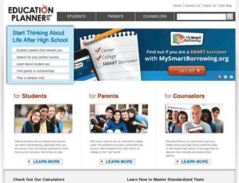 Thumbshot of Educationplanner.org